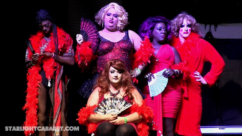 Starlight Cabaret Show 2016 183 Atlanta Pride 183 Drag Queen